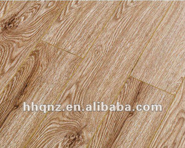 Wire brush belgium oak laminate flooring hdf buy high for Belgium laminate flooring