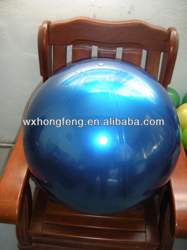 Watermelon pvc pilates gym ball