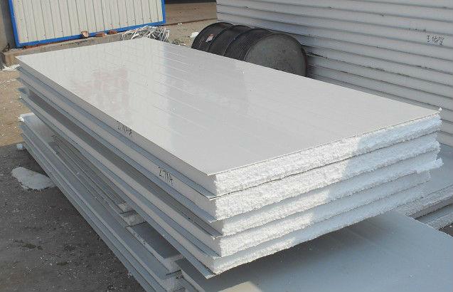 Insulated Aluminum Panels : Mm flat insulated aluminum roof panels buy