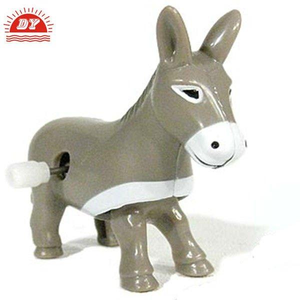 dominick the italian christmas donkey toy plastic - The Italian Christmas Donkey