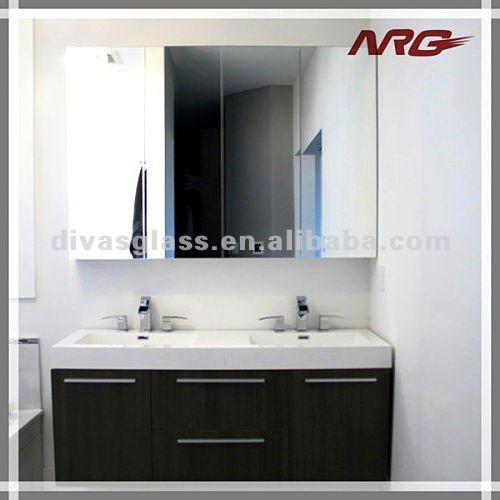 cabinets view hanging bathroom mirror cabinets nrg hanging bathroom