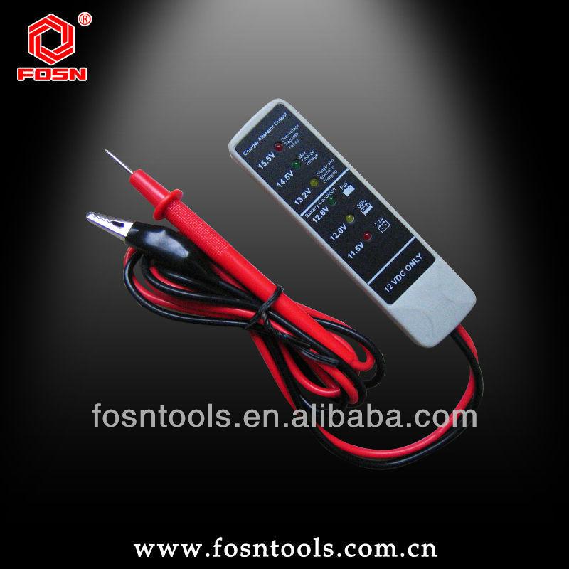 fs2106e 500 amp carbon pile load tester 12v battery. Black Bedroom Furniture Sets. Home Design Ideas