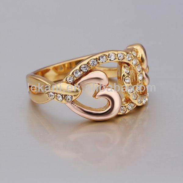 Wholesale Rose gold New style turkish wedding ring R260 Alibabacom