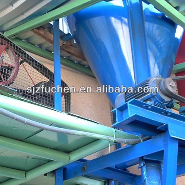 gypsum board making machine