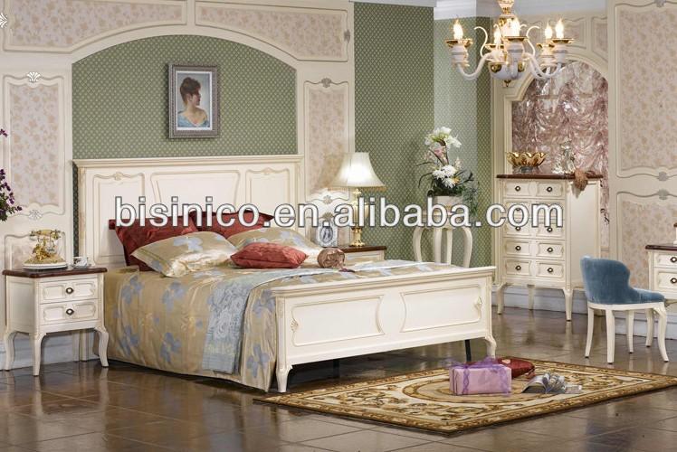 Luxury Spanish Style Wooden White Bedroom Nightstand View Luxury Wooden Night Table Bisini