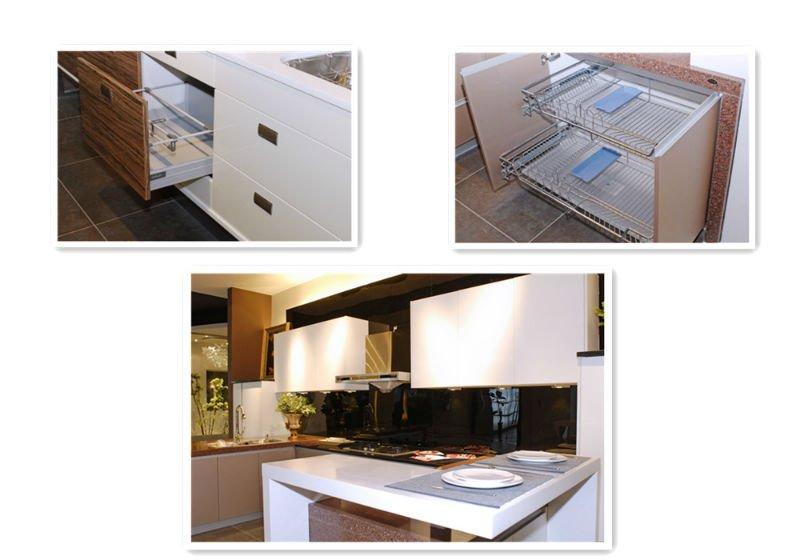 economical melamine mdf kitchen cabinets for lowest price