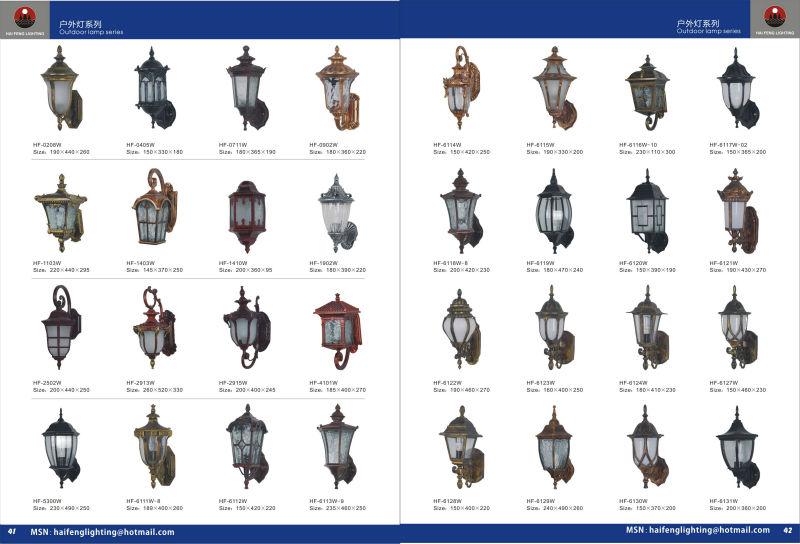 0102w Aluminum Antique Boundary Wall Light - Buy Good Quality Ip44 Boundary Wall Light,Boundary ...