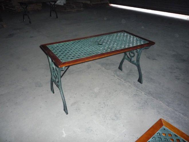Garden Furniture Cast Iron Outdoor Table Buy Outdoor
