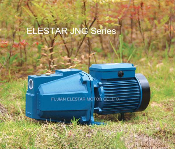 2 Elestar 1 5 Hp Jng Series Electric Water Pump Motor