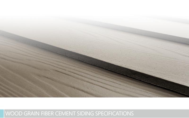 Wood Grain Fiber Cement Siding Buy Fiber Cement Siding