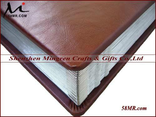 Black Adhesive Book Cover ~ Linen diy self adhesive peel and stick photo album buy