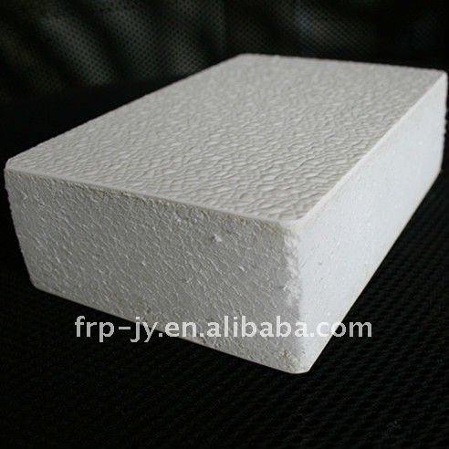 Fiberglass insulation board frp eps foam sandwich panel for Insulation board vs fiberglass