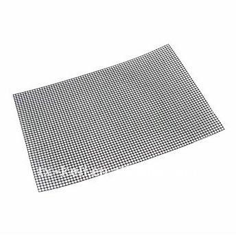 Ptfe coated fiberglass non stick oven mesh sheet heat for Is fiberglass heat resistant