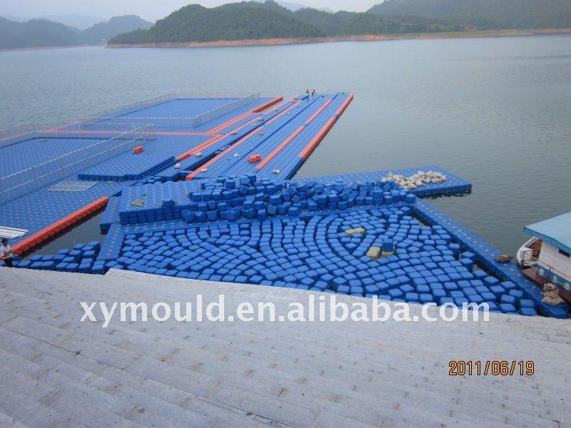 Floating pontoon platform for thailand buy water for Floating fishing platform