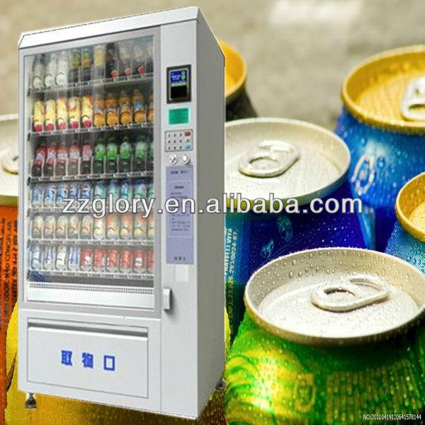 vending machine specs