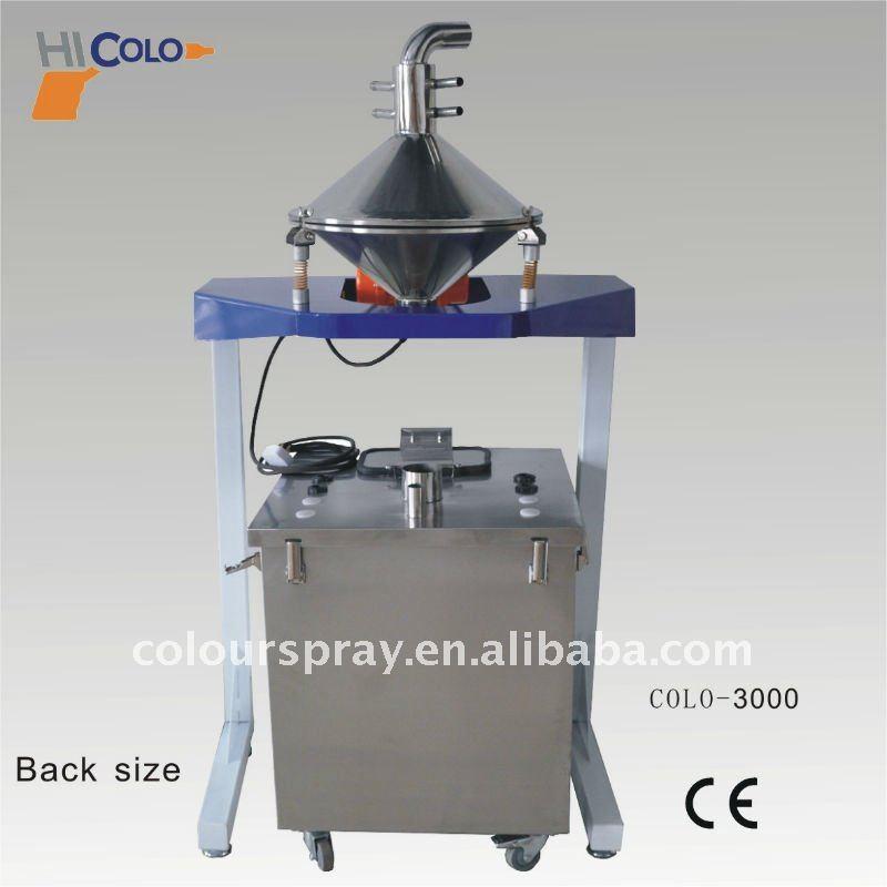 automatic powder coating machine
