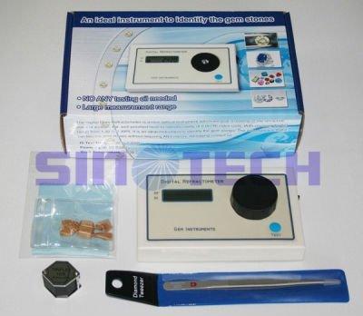 professional digital gemlogical refractometer gdr800 buy