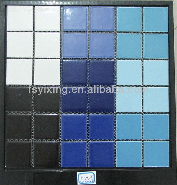 Light Blue Kitchen Wall Tiles: Wt17 Light Blue Ceramic Kitchen Border Tile Ceramics