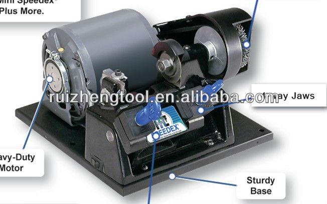 hpc key cutting machine