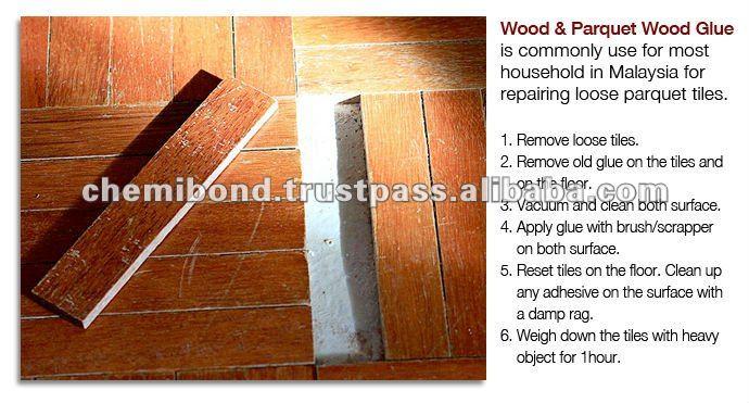Wood parquet flooring glue view wood glue chemi bond - Pegamento para parquet ...