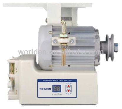 Wd 001 Energy Saving Brushless Servo Motor For Industrial