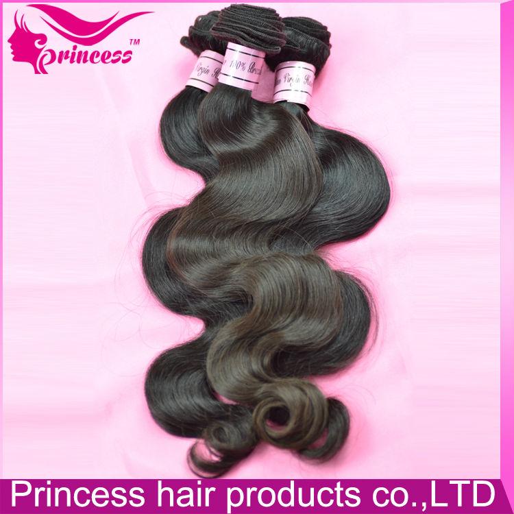 5a Top Grade Real Virgin Brazilian Hair Black Diamond Onyx Body Wave