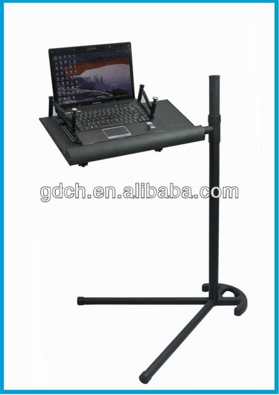 Pivot amp tilt top adjustable overbed bedside laptop eating