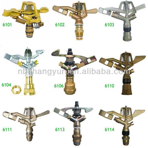 3 4 male npt agricultural farming sprinkler irrigation for Tipos de aspersores