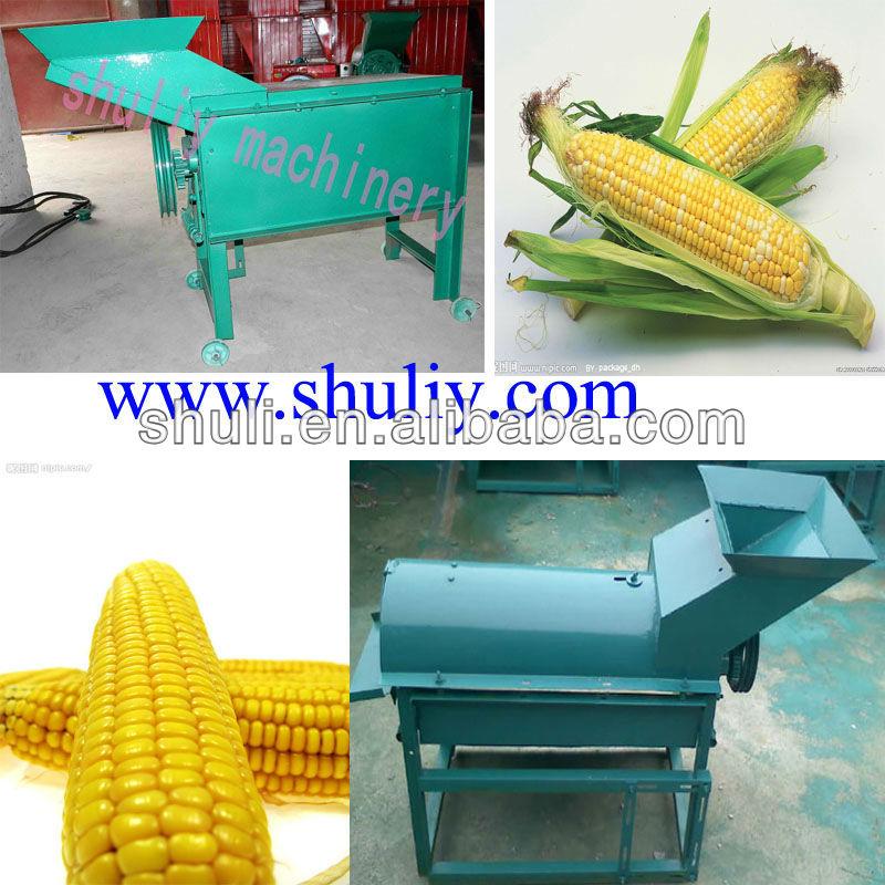 corn peeler machine