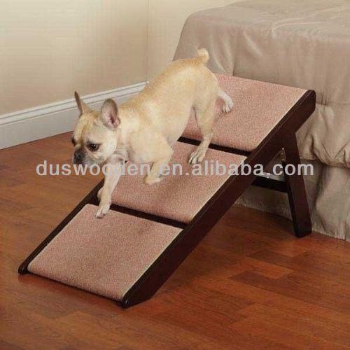 2014 hei e katze hund treppe 3 holz gliederma stab welpen - Escaleras para perros ...