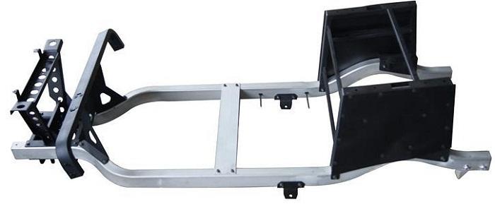 Custom Car Seat Frame