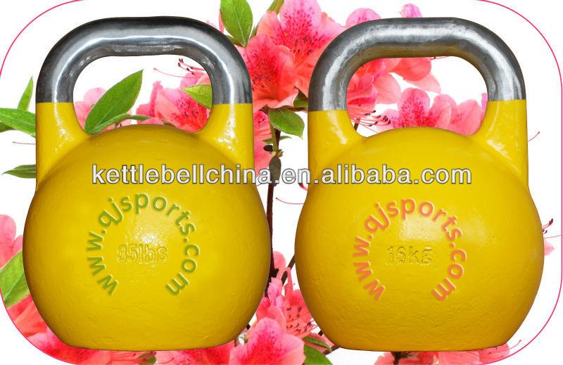 Top grade steel fillable kettlebell buy top grade steel for Fillable kettlebell