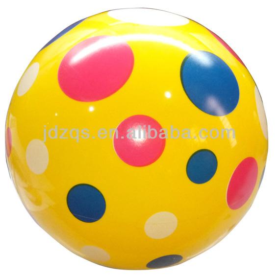 Plastic Toy Balls : Plastic pvc ball balls toy christmas