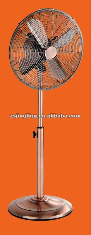 12 14 16 classic metal stand fan buy metal stand fan for 14 inch chrome floor standing fan