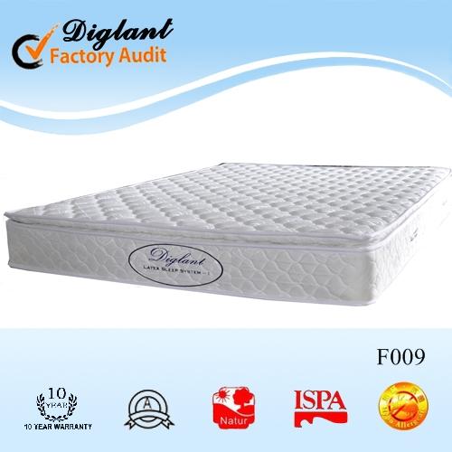 Latex mattress on sale