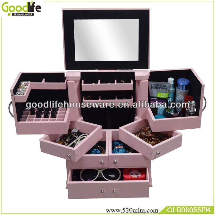 Usa Stylish Factory Sale Cheap Price Of Makeup Kit Box