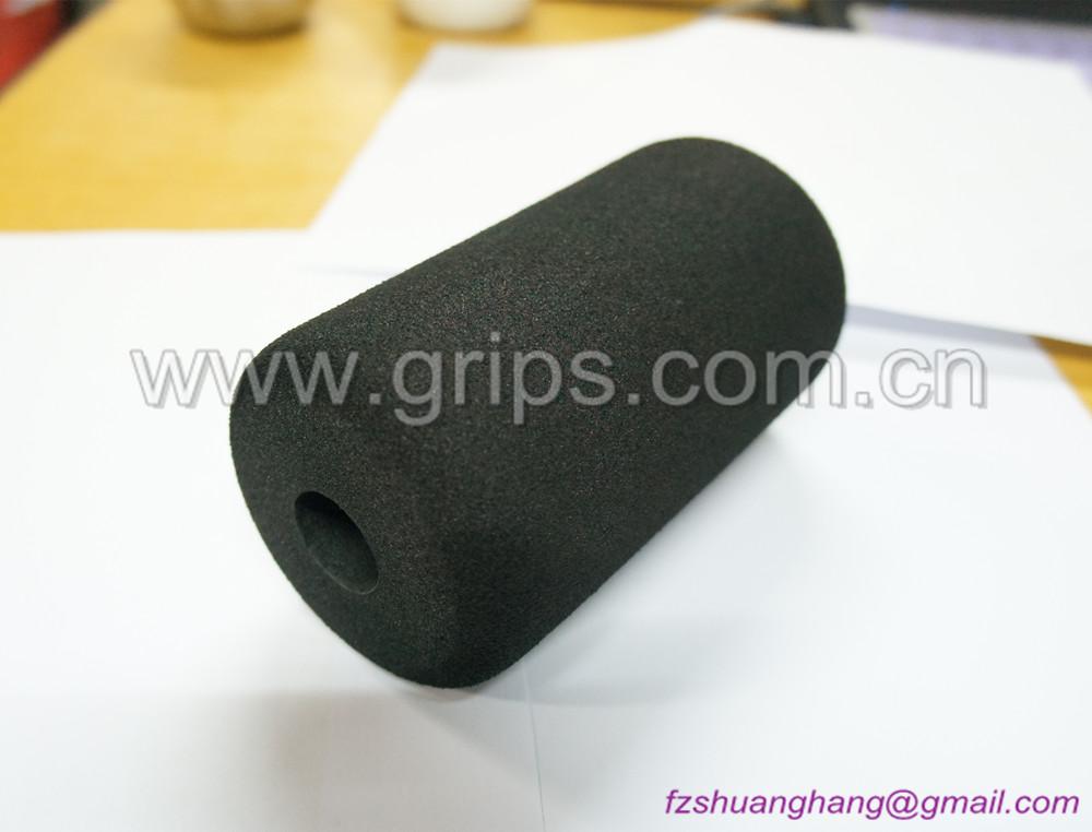 Sponge rubber foam grip for gym equipment gym foam grip for Maquinas para gym