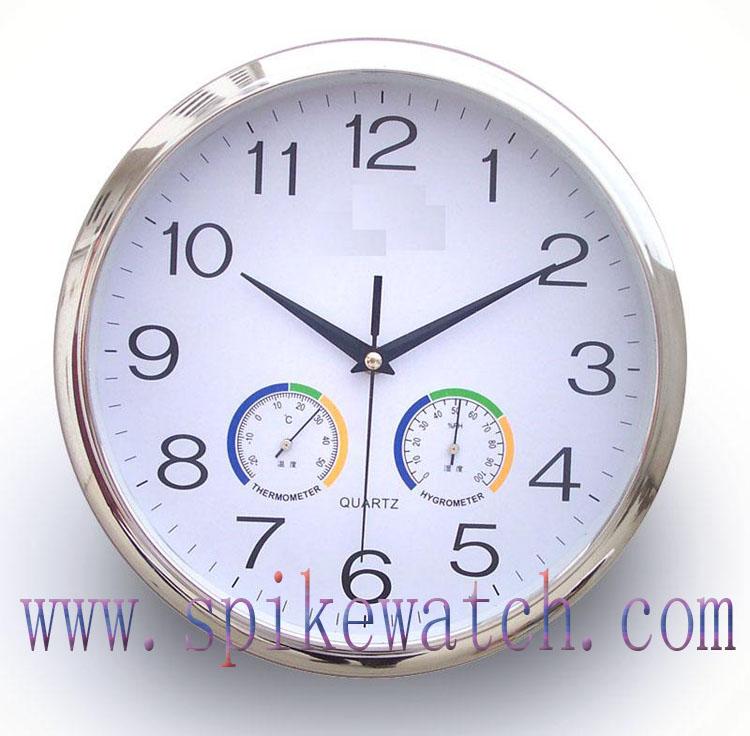temperature and humidity cheap wall clocks buy cheap wall clocks