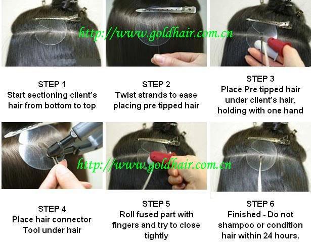 Pre bonded hair extensions pre glued pre tipped hair pre bonded hair extensions pre glued pre tipped hair extensions pmusecretfo Images
