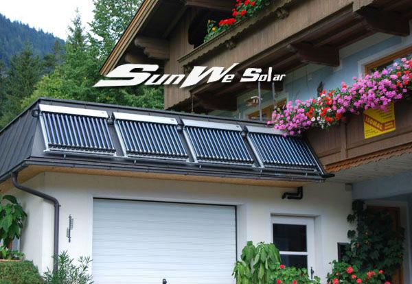 Capteur solaire parabolique tuyau collecteur de chaleur for Miroir solaire parabolique