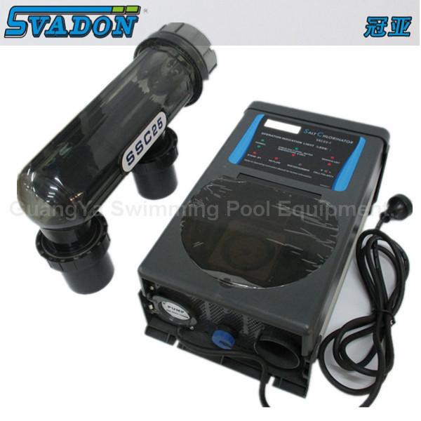 Swimming Pool Salt Chlorinator Buy Swimming Pool Salt Chlorinator Chlorinator Producer Electro