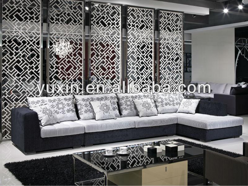 High quality modern furniture elegant modern home sofa set for High quality modern furniture