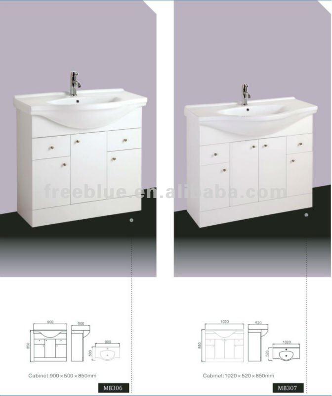 Mdf Modern Bathroom Vanity Buy Bathroom Vanity Bathroom Furniture Mdf Bathr