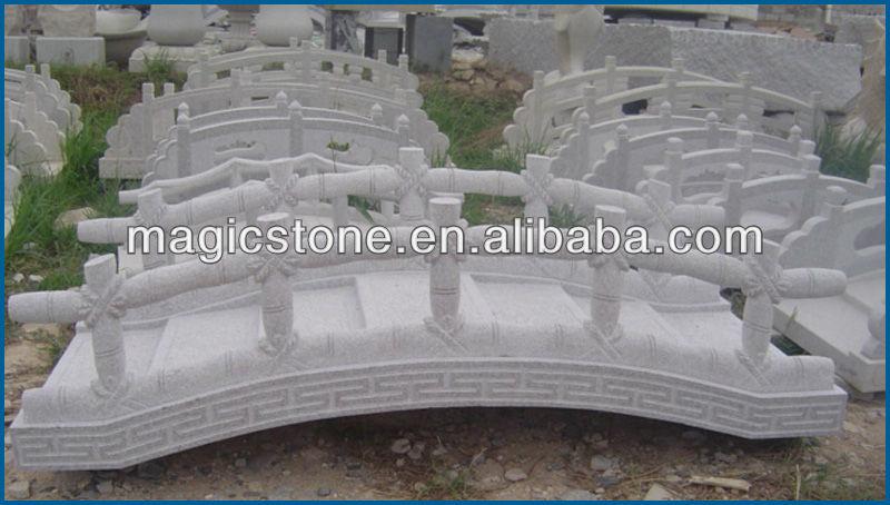 Wholesale Arch Stone Garden Bridge View Garden Bridge