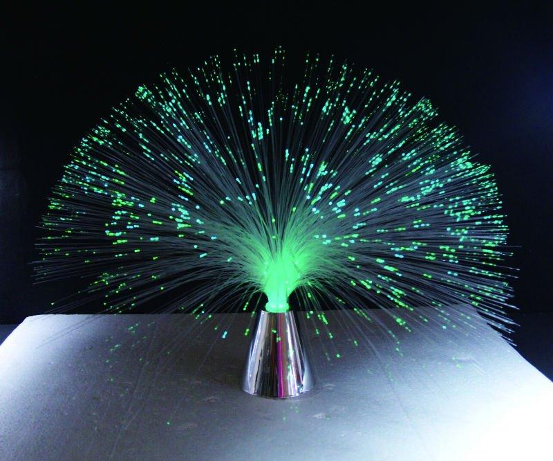 fiber optic spray lamp  fiber optic spray table floor lamp ideas de productos   e a 2pcs led