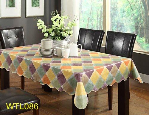 coffee table cloth waterproof tablecloths vinyl