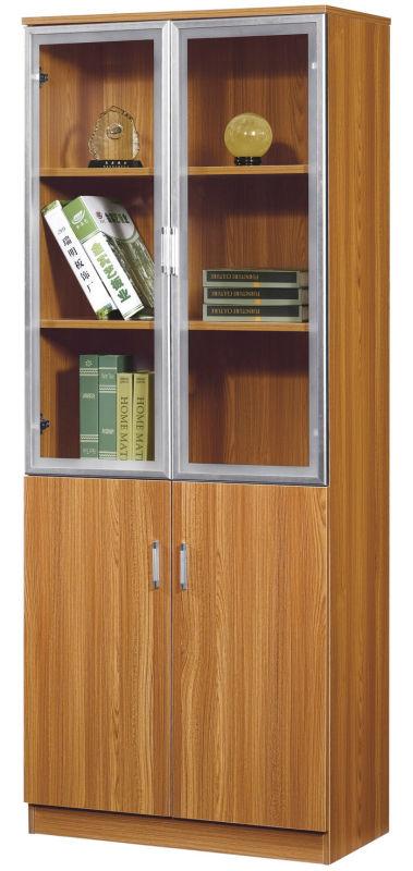 Hot Sale Cheap High Quality Modern 2 Glass Door Aluminum