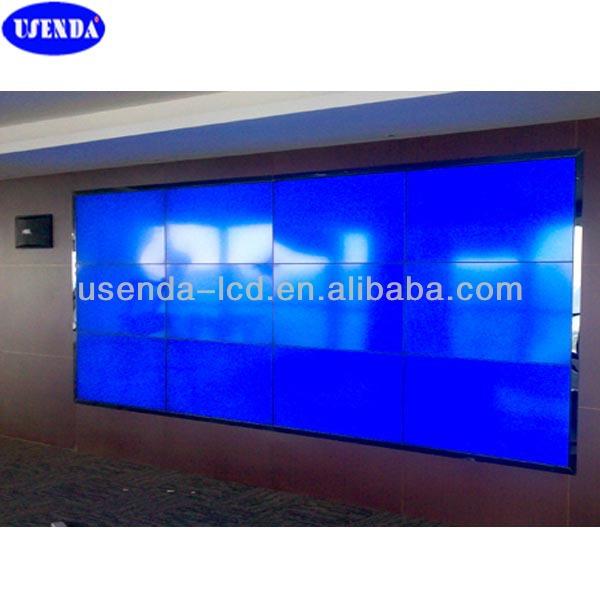 42 46 47 55 Inch Lcd Video Wall 2x2 Ultra Slim Bezel Lcd
