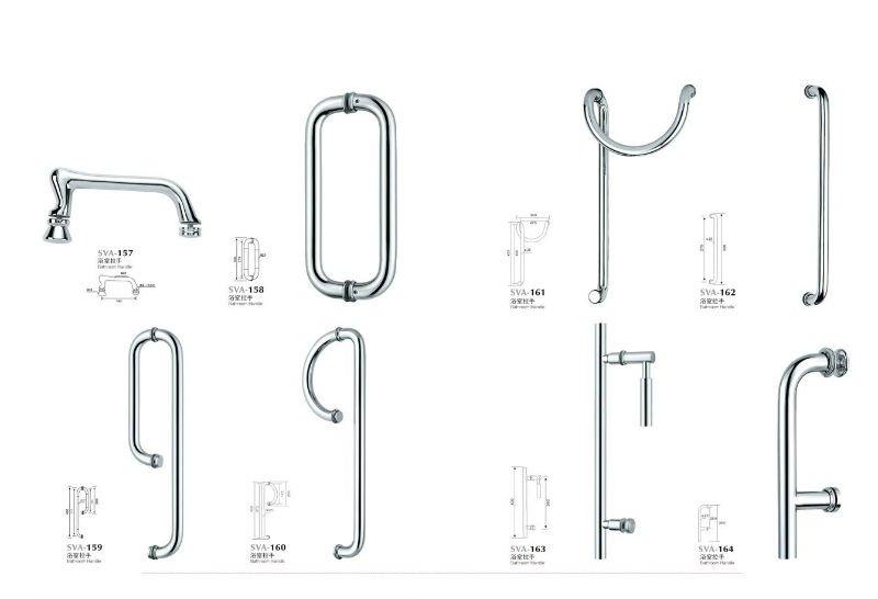poign es de porte pour porte de douche en verre poign e buy product on. Black Bedroom Furniture Sets. Home Design Ideas