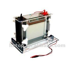 gel electrophoresis machine name